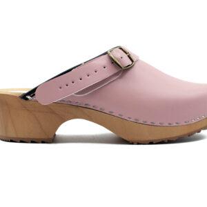 Handmade Clogs - Pink