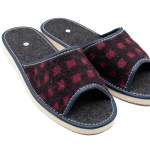 Slippers-Red