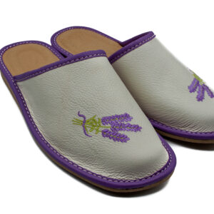 Slippers - White