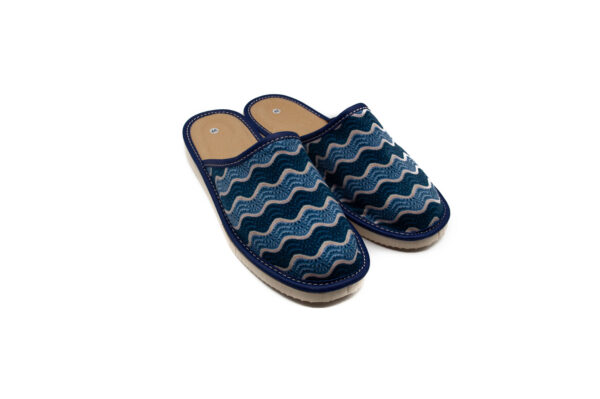 Slippers - Blue
